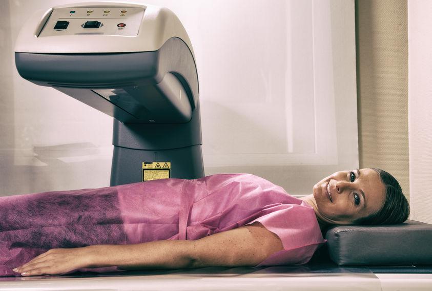 dexa scan for bone density