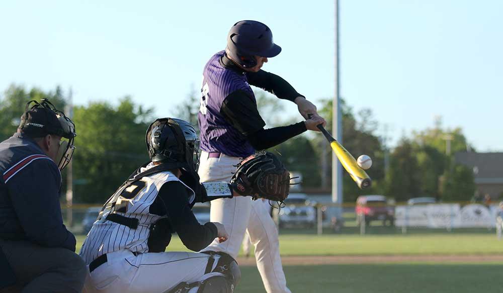 baseball bat swing rotator cuff